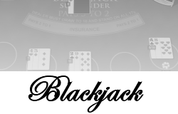 On line casino game blackjack