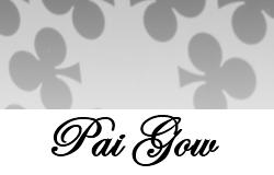 Online Casino Gaming with Pai Gow