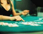 live casino table