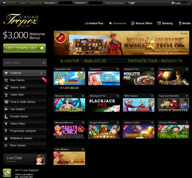 Casino Review Sites